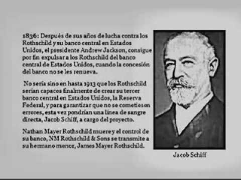 """La Historia de la Disnastía Rothschild (""""Completo"""" en Español)"""