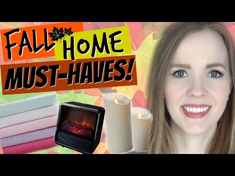 Fall & Winter Home Must-Haves! | Make Your Home Warm, Cozy & Inviting!