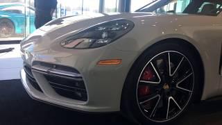 2018 Porsche Panamera Wagon