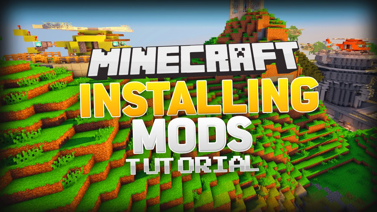 How to download mods for minecraft mac 2019