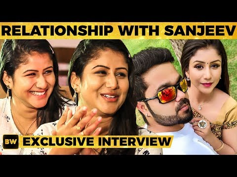 BREAKING: Alya Manasa Opens up about her Relationship with Sanjeev | Raja Rani