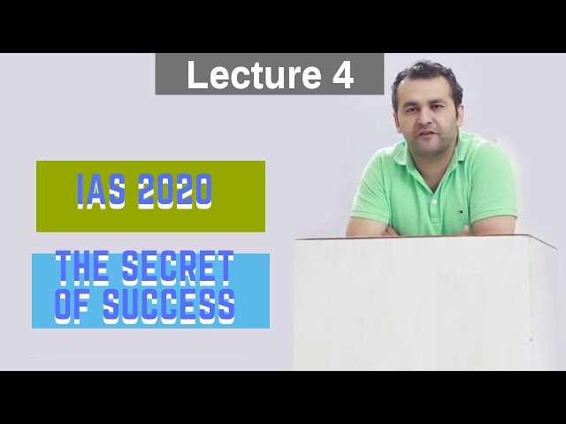 IAS 2020 - Polity NCERT's Series Lecture 4 - Class 6th to 12th NCERT Books for Polity
