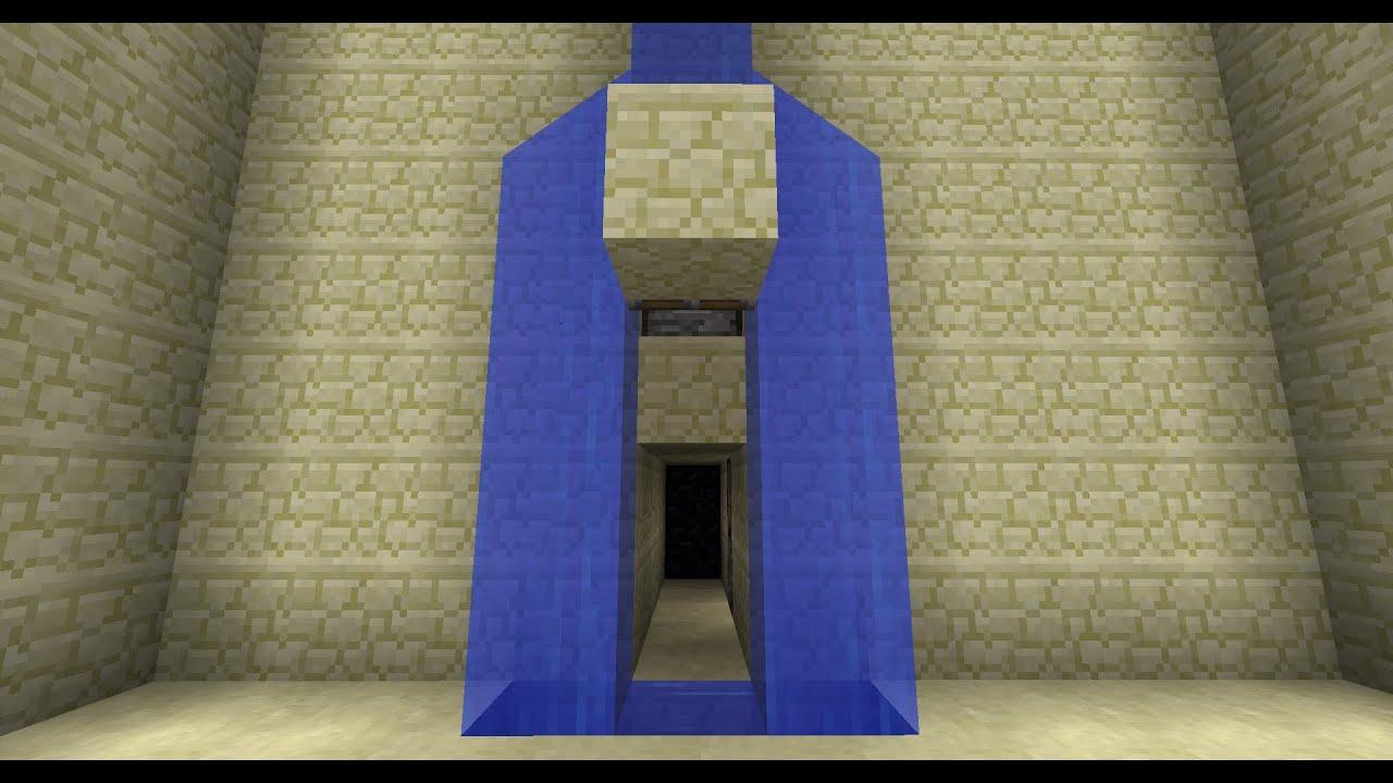Waterfall Splitter Secret Door I E Batcave Entrance