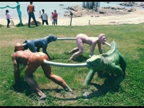 25 Creepiest Playgrounds