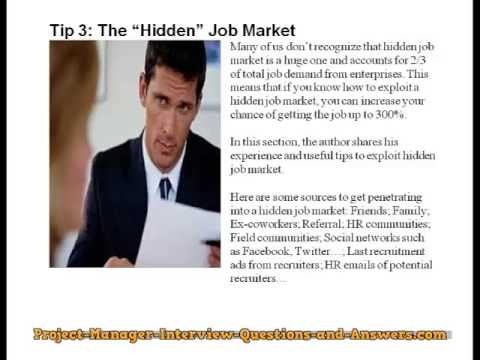 Business Analyst Interview Questions - Pt 3