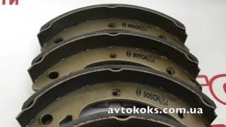 Задние тормозные колодки  ВАЗ 2108-099, 2113-15, 2110-12 Калина Приора Bosch 0986487813
