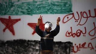 شاهد كيف واجه الأسد ثورة الشعب السوري ومن الذين فضحتهم في الشرق والغرب-تفاصيل