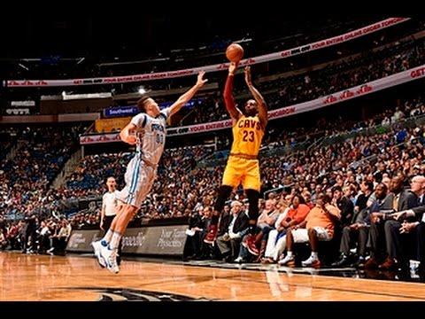 Cleveland Cavaliers vs Orlando Magic - December 11, 2015