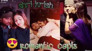 Shri krish tik Tok musically video | romantic caple and bast | tik tok vairl