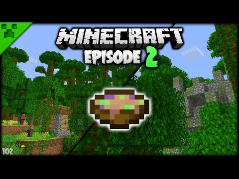 A NEW Way To Regenerate HEALTH!   Python's World (Minecraft Survival Let's Play S2)   Episode 2