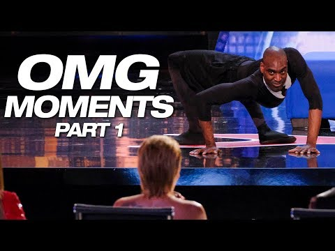 OMG! You'll Never Believe These Talents! - America's Got Tal