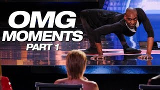 OMG! You'll Never Believe These Talents! - America's Got Talent