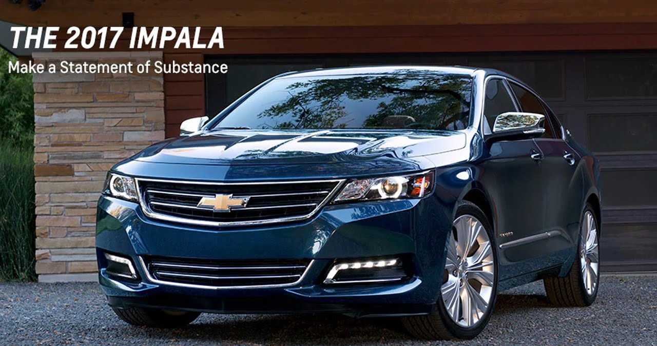 2017 chevrolet impala full size family cars youtube. Black Bedroom Furniture Sets. Home Design Ideas