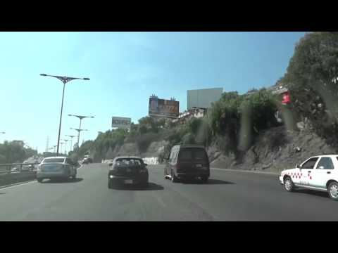 Drivelapse | Timelapse | Mexico | DF |