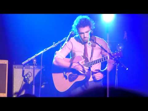 Matt Corby - Song For/Winter/ Run Away live @ The Metro Sydney 14.6.12