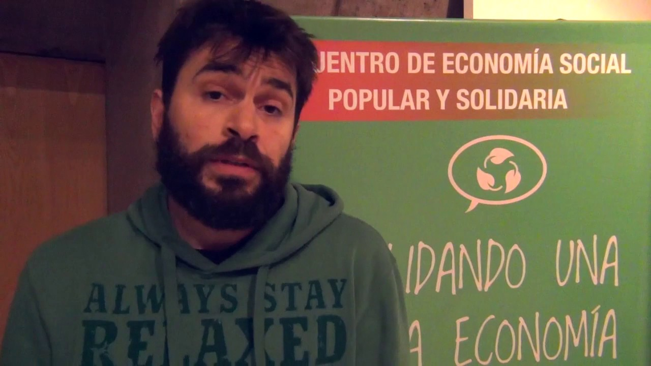 Emanuel Jurado del Almacen Andante. Mesa de Comercializadoras - YouTube