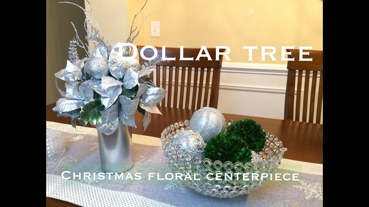 a5cf70aab7ee Dollar Tree Christmas Centerpiece DIY