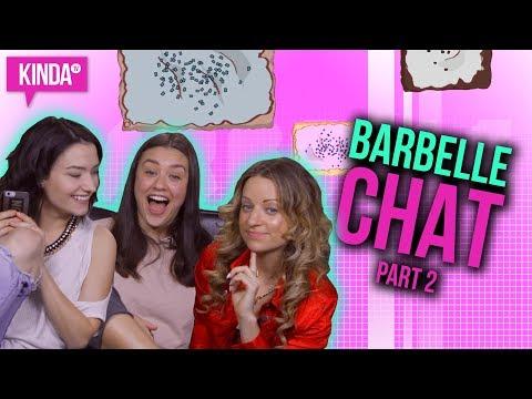 PART 2 | Barbelle Chat w/ Gwenlyn Cumyn + Karen Knox | KindaTV