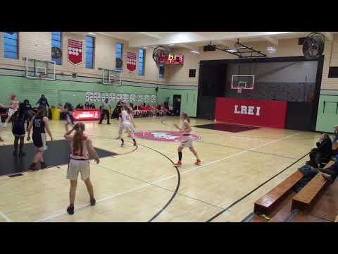 Brooklyn Friends School Girls Varsity Basketball v LREI 12819