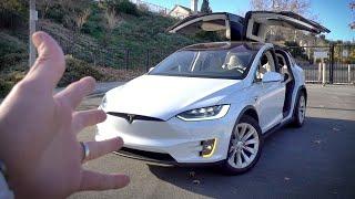 La Camioneta Más Rápida y Avanzada del Mundo! Tesla Model X | Salomondrin