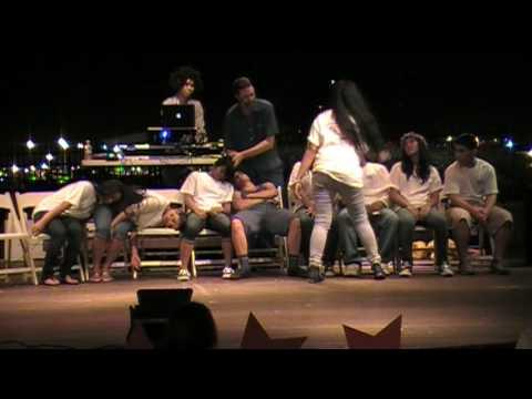 Comedy Hypnosis Project Graduation 2009 Waianae Hawaii