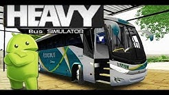 COMO BAIXAR E INSTALAR Heavy Bus Simulator PC/2020 //PT BR///Configurado + Gameplay + BlueStacks4