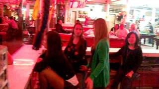 Pattaya - Lovely Kathoey at Beer-Bar near Pattaya Beergarden - 2011