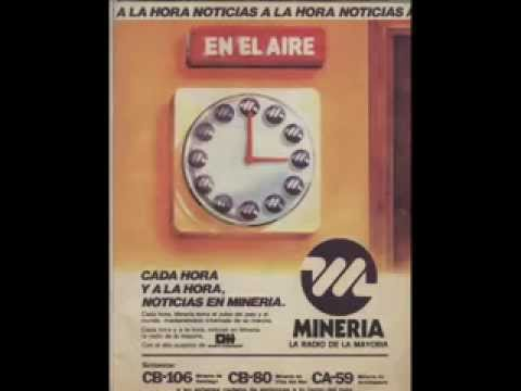 Nostalgias de la Radio:  Radio Minería