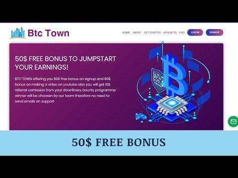 btc 50 free websites