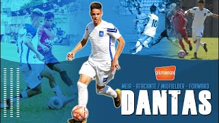 ⚽ DANTAS - MEIA / ATACANTE - Matheus Dantas de Oliveira
