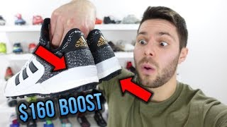K-LEATHER AND BOOST FOR $160! - Adidas Copa Tango 18.1 Indoor & Turf - Review + On Feet
