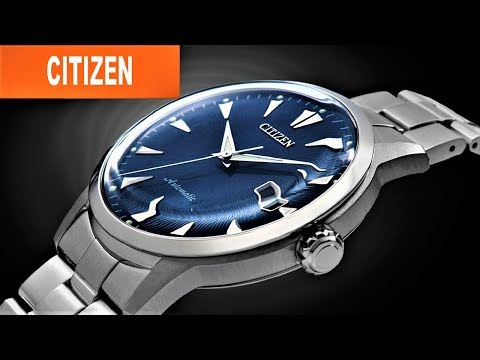 TOP 3 : Best New CITIZEN Watches TO Buy 2020!
