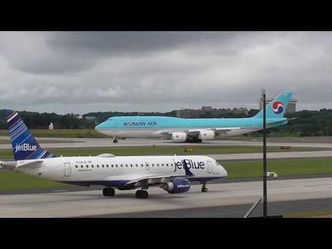 THE HARTSFIELD-JACKSON ATLANTA INTERNATIONAL AIRPORT PLANES SPOTTING ATLANTA.GA. 6-9-2019