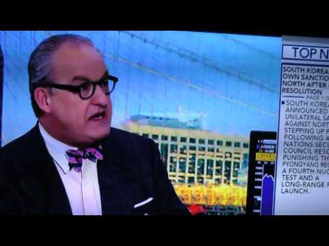 TOM KEENE and NEGATIVE INTEREST RATES