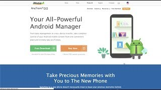 AnyTrans - Transfer Data on iPhone & Android + Giveaway