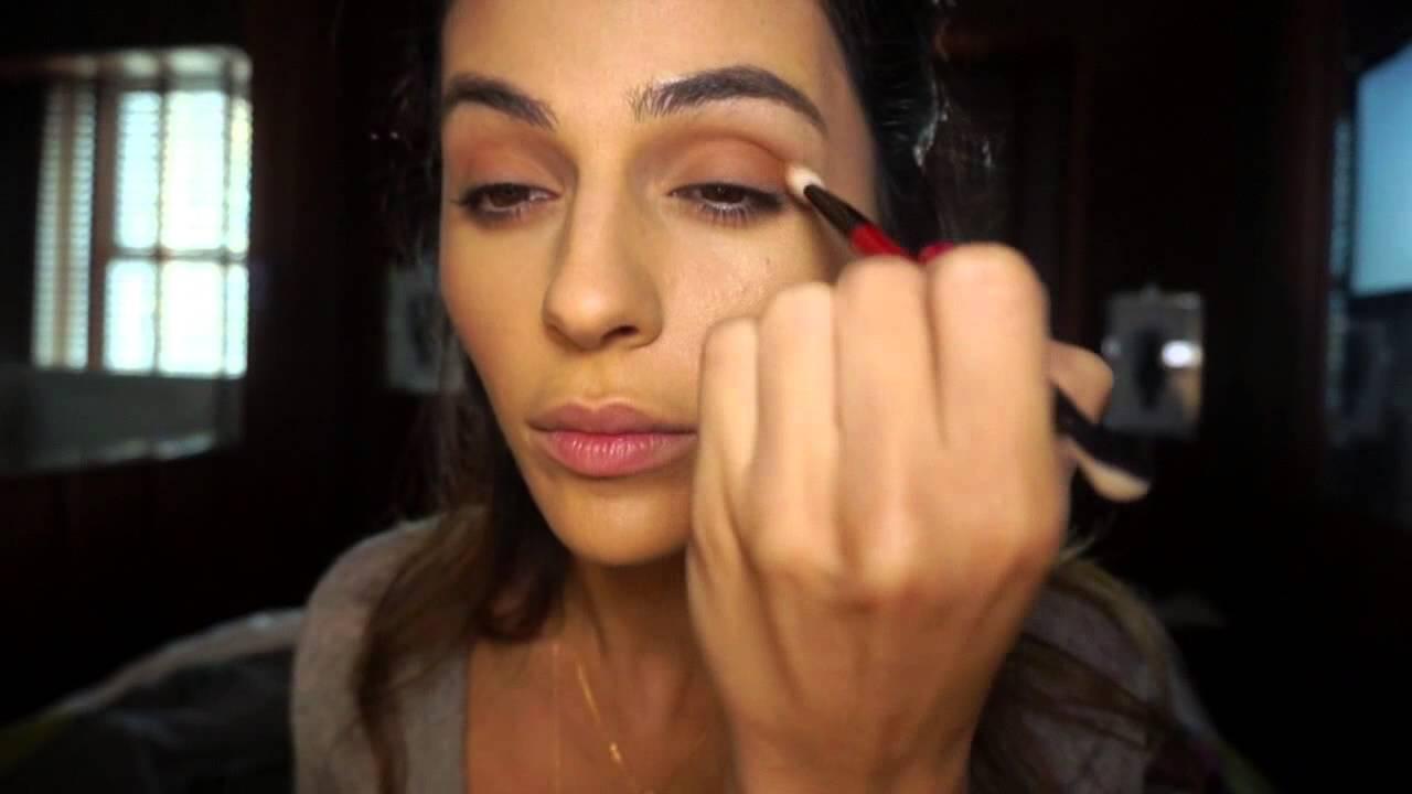 Bridal makeup tutorial makeup tutorial teni panosian youtube - Get Ready With Me Makeup Tutorial Teni Panosian