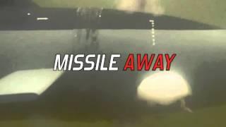 Model Submarine Shoots Missiles Underwater
