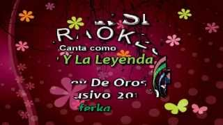 Triny Y La Leyenda - El Rey De Oros - Karaoke demos 2015