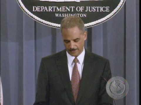 Attorney General Announces Forum Decisions for Ten Guantanamo Bay Detainees