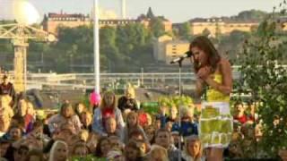 Caroline Af Ugglas - Snälla Snälla (Allsång på Skansen)