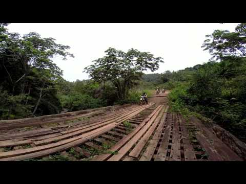 AROUND AFRICA - 2. etapa - GABON