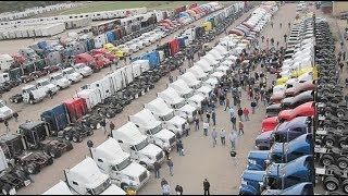 Truck & Trailer Auction With Andrew Jackson