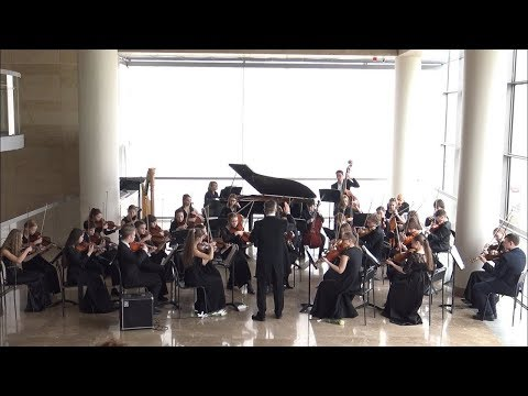«Мариинский NEXT» 2019. Камерный оркестр Детской школы искусств им. Е. А. Мравинского