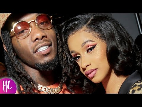 Drew - Cardi B On Why She Took Offset Back
