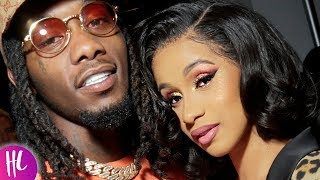 Cardi B Reveals Why She Took Offset Back | Hollywoodlife