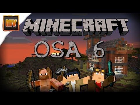 Mänguväli Minecraft Osa 6 - Uksed või aknad?