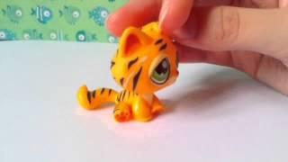 Обзор #2: LPS tabby cats или мои коты с грустными глазами)))