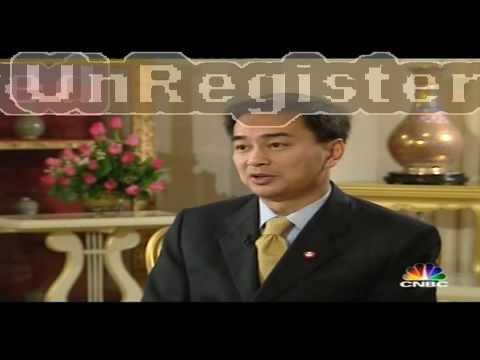 CNBC conversation with Abhisit Vejjajiva 2