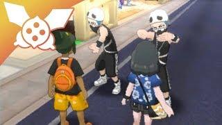 [LP] Pokémon Ultra Soleil & Ultra Lune #04 : Team Skull en force !