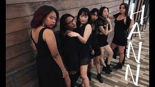 Baixar [HARU] (G)I-DLE (여자아이들) - HANN (Alone)(한) Dance Cover